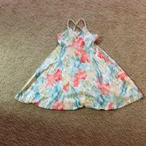 Old navy girls dress size 6/7